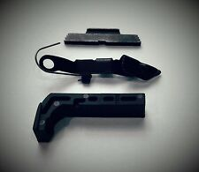 BLACK Extended Parts Kit for Glock Gen 3, models 21,30,30S, w/Angled Slide Lock