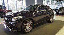 Mercedes Benz GLE Coupe Model 2015 Tieferlegung für Luftfahrwerk