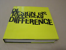 Design is Difference '20 Years of AGIDEAS' - Architechure Graphic Design Art