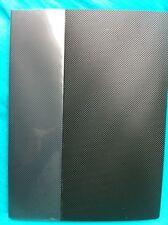 Kolma Sichtbuch Restless, schwarz, DIN A 4, mit 20 Sichthüllen