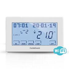 Cronotermostato Settimanale Touchscreen CH180 WiFI Lite Fantini Cosmi