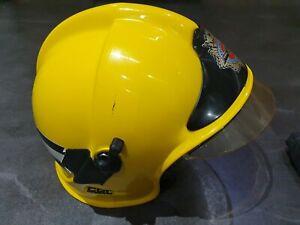 CGF Gallet Fire Fighters Helmet
