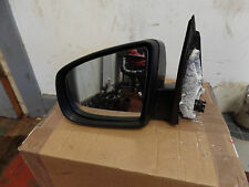 GENUINE BMW E70 X5 Nearside / Passenger Side Door / Wing Mirror