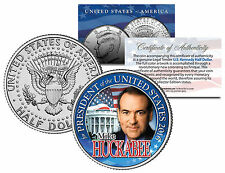 MIKE HUCKABEE FOR PRESIDENT 2016 - JFK Half Dollar U.S. Coin Political CAMPAIGN