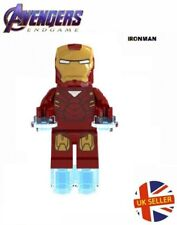 Iron Man Avengers Figure Infinity End Game Fit Lego UK Seller