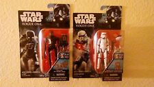 """K-250 and Stormtrooper Star Wars Rogue One Hasbro 2016 3.75"""" Inch Action Figure"""