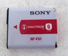Sony Lithium ion NP-FG1 Battery 3.6V 910mah