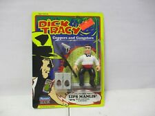 1990 Playmates Dick Tracy Coppers and Gangsters Lips Manlis'