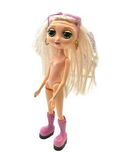 Mattel Diva Starz Talking Doll Alexa Light Up Lips Blonde Interactive 2001 30cm
