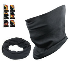 Motorcycle Motorbike Cycling Lightweight Neck Warmer Tube Scarf Balaclava Snood