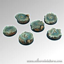 Scribor Miniatures: Spartan Ruins 25mm round bases #3- SMM-BRSP0100
