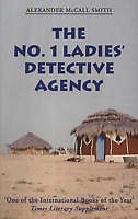 The No.1 Ladies' Detective Agency, McCall Smith, Alexander, Very Good Book