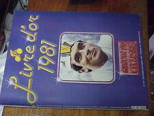 1µ??  Revue Miroir du cyclisme n°310 Livre d'Or 1981 De Vlaeminck Gisiger Bondue
