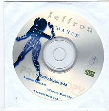 (FG393) Jeffron, Dance - 2005 DJ CD