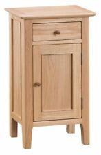 Tetbury Oak Small 1 Door 1 Drawer Cupboard