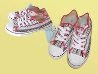 Damen Stoffschuhe Schuhe Turnschuhe Freizeitschuhe Sneacker  Gr.37 & 41  B-WARE