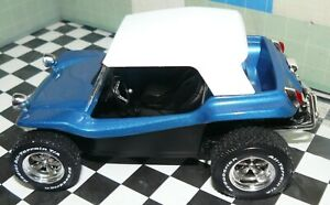 1/18 Solido  - Manx Meyers Buggy - blue and white