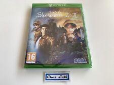 Shenmue I & II - Microsoft Xbox One - FR - Neuf Sous Blister