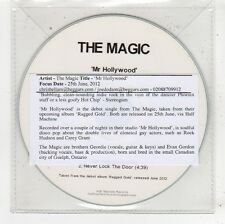 (FV773) The Magic, Mr Hollywood - 2012 DJ CD