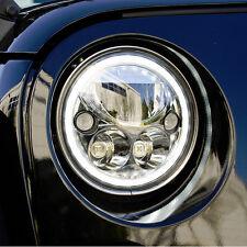 "2x 7inch VisionX Vortex 7"" LED Headlight H13 DRL HIGH LOW BEAM JEEP JK Wrangler"