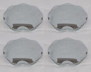 (4) FITS INFINITI FX35 FX45 M45 Q45 I35 CHROME WHEEL RIM CENTER CAP 99-03016