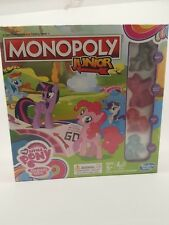 Monopoly Junior My Little Pony Board Game Board game - English Version New