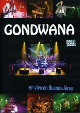 Gondwana - Gondwana en Vivo en Buenos Aires [New DVD] NTSC Format