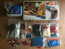 LEGO Train with 12V Electric Motor (Set 720-2) - 100% im Originalzustand + OVP