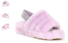 UGG Fluff Yeah Slide Bling Lilac Frost Slipper Sandal Women's US sizes 5-11/NEW!