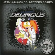 DELIRIOUS- same LIM. METAL MAYHEM COLLECTORS SERIES uk melodic hard rock