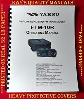 Highest Quality FTM-10R Operating Manual  😊😊C-MY OTHER MANUALS😊😊