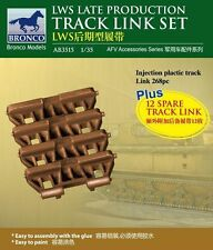 BRONCO AB3515 1/35 LWS Late Production Track Link Set