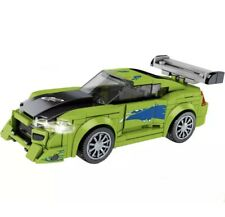 Fast and Furious Mitsubishi Eclipse Bausteinset Mit Figur
