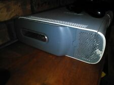 New listing White xbox 360 With Cords And One black Wireless Controller. Works perfectly