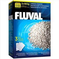 Fluval Ammonia Remover 180g 3 Pack