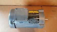 Baldor Inverter Drive 1/2 HP AC Motor VM3538 34A63-872
