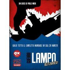 Guerra Lampo, Blitzkrieg! - Gioco da tavolo Giochix.it