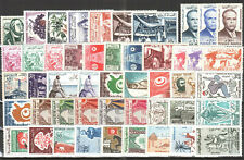 Tunisia 1956/87 - Independent  State -  Lot  of 350  MNH Stamps - Good Values