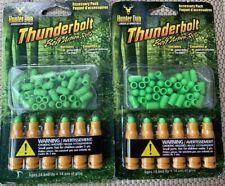 2 Hunter Dan Thunderbolt Bolt Action Toy Rifle Rubber Bullet Accessory Packs