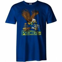 West Coast Eagles 2018 AFL Premiers Mark Knight Tee Shirt Adults & Kids Sizes!