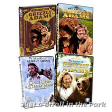 Grizzly Adams: Complete TV Series Seasons 1 & 2 + Movies 1-3 Box/DVD Set(s) NEW!