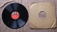 Record 78 RPM Decca MU 60337 COUNT BASIE Blue and Sentimental / Oh Lady Be Good