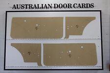 Holden Torana LH LX UC Hatchback Coupe Door Cards Blank Trim Panels. Sunbird A9X