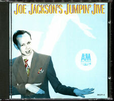 JOE JACKSON - JUMPIN' JIVE - FIRST PRESS CD ALBUM [968]