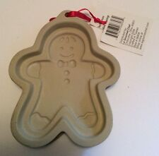 Christmas Cookies Stamp Mold Gingerbread Man Chocolate Craft Mold New!!!