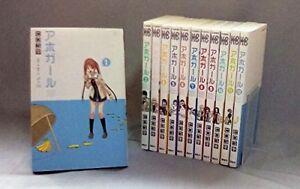 Aho Girl comics comic 1-12 vol complete set Manga Anime Japan Stock OTaku Manga
