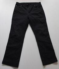 Wrangler Jeans W 36 L 32 NEUwertig Stretch Schwarz