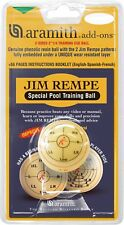 Jim Rempe Training Pool Cue Ball Pool Balls by Aramith w/ FREE Shipping