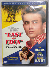 East of Eden (2-DVD Special Ed., 2012) Widescreen, James Dean, BRAND NEW SEALED!