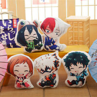 "My Hero Academia Plush Doll 13"" Stuffed Pillow Soft Toy Anime Cosplay Home Decor"